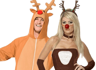 Rudolf Outfit