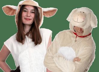 Schaap Kostuums