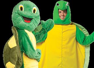 Schildpad Kostuums