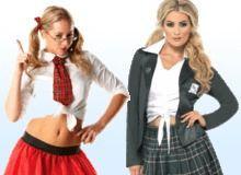 Schoolmeisje Kleding