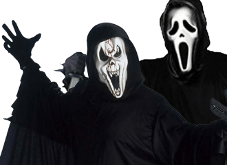 Scream Kostuums