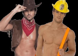 Sexy Feestkleding Mannen