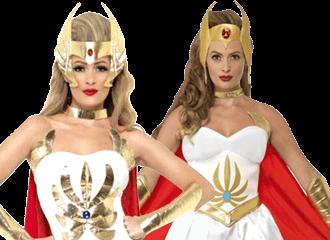 She-Ra Outfits