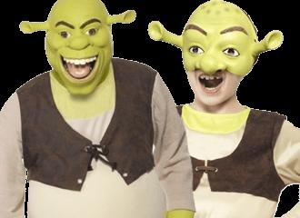 Shrek Kostuum