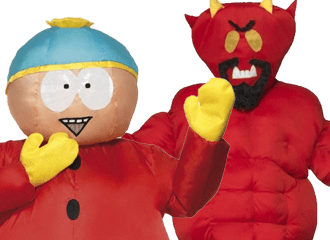 South Park Kostuums