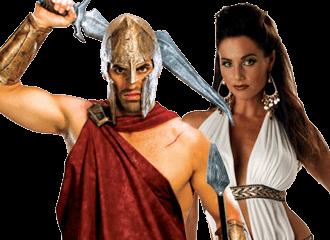 Spartacus Kostuum