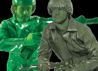 Speelgoed Soldaat Kostuum