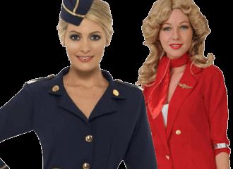 Stewardess Kleding