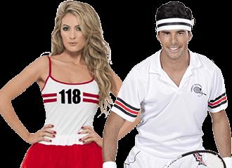 Tennis Kostuums