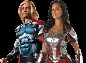 Thor Kostuums