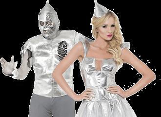 Tin Man Outfits