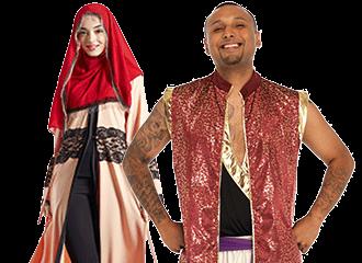 Turkije Kostuums