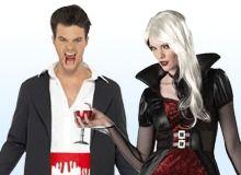 Vampier Kostuum