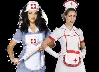 Verpleegster Kostuums