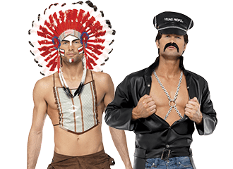 Village People Kostuum