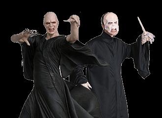 Voldemort Kostuums
