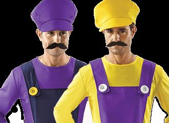 Wario Kostuums