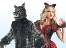 Weerwolfkostuum