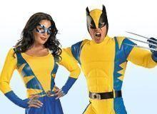 Wolverine Kostuum