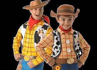 Woody Kostuums