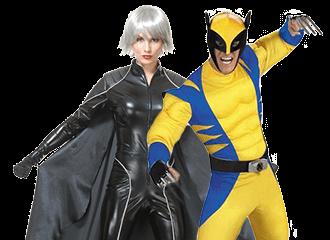 X-Men Kostuum