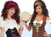Zigeunerin Kostuums