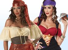 Zigeunerkleding