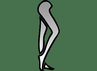 Zilveren Panty's