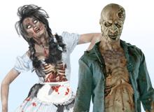 Zombie Kostuums