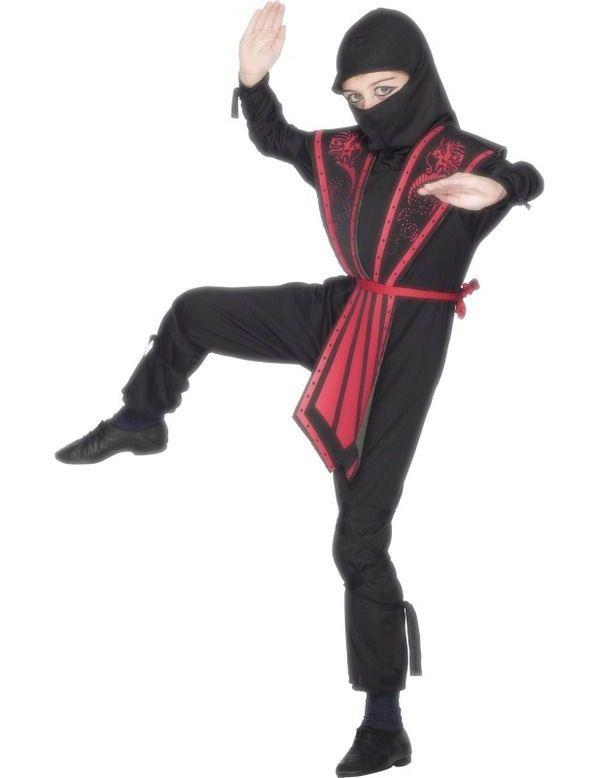 Ninja Kind Kostuum Jongen
