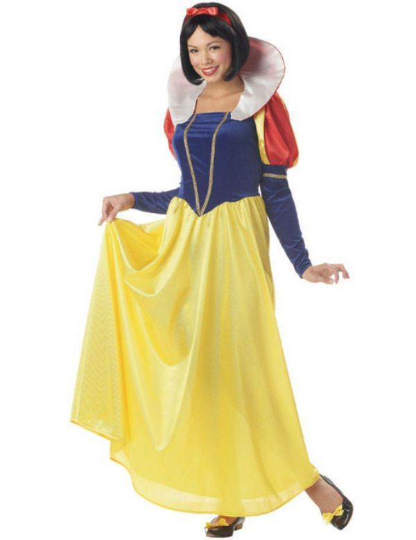 Sneeuwwitje Vrouw Kostuum