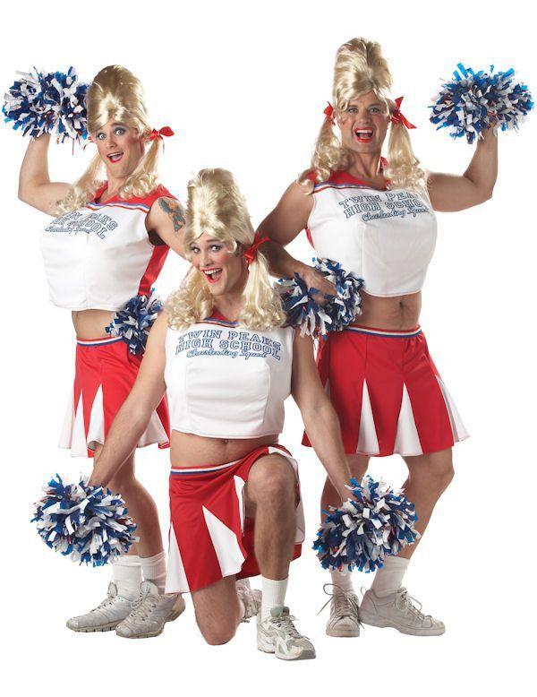 De meest geile cheerleader