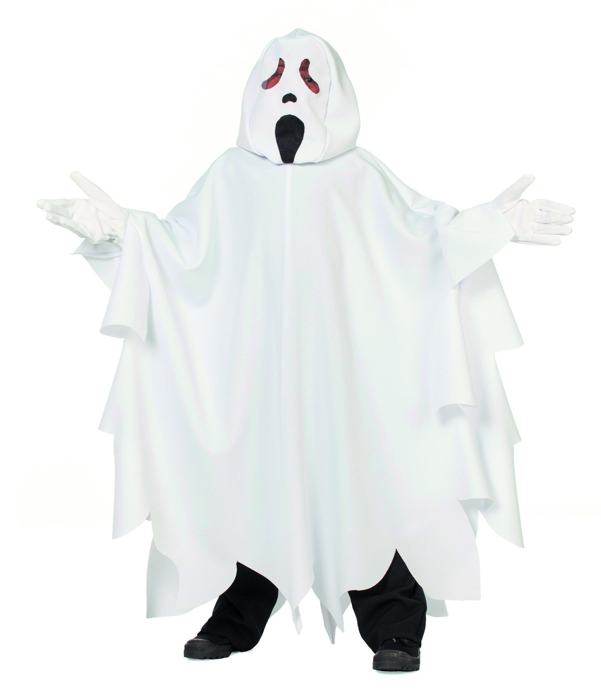 Schreeuw Spook Jongen Kostuum