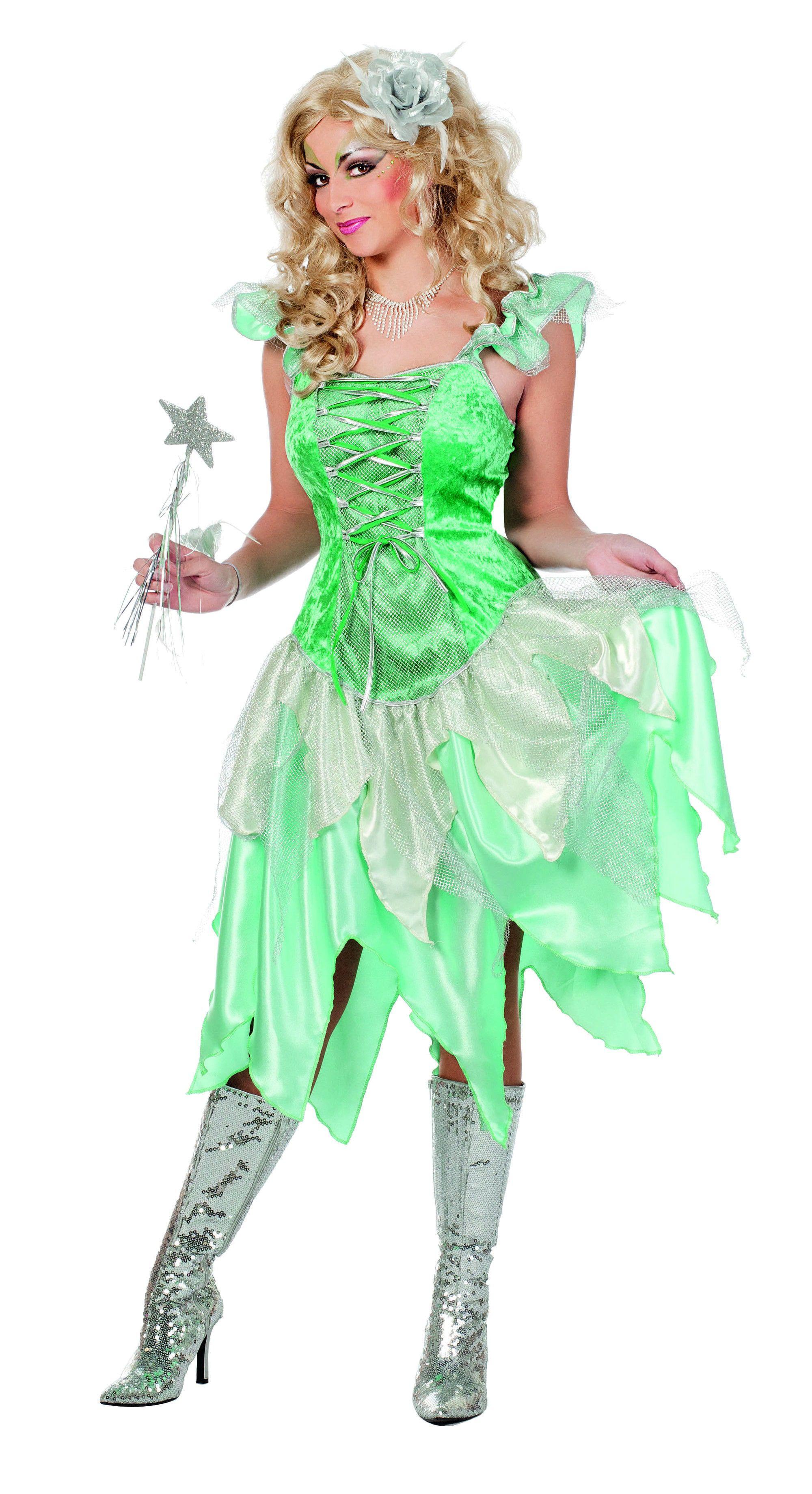 Zoet Als Mint Feetje Vrouw Kostuum