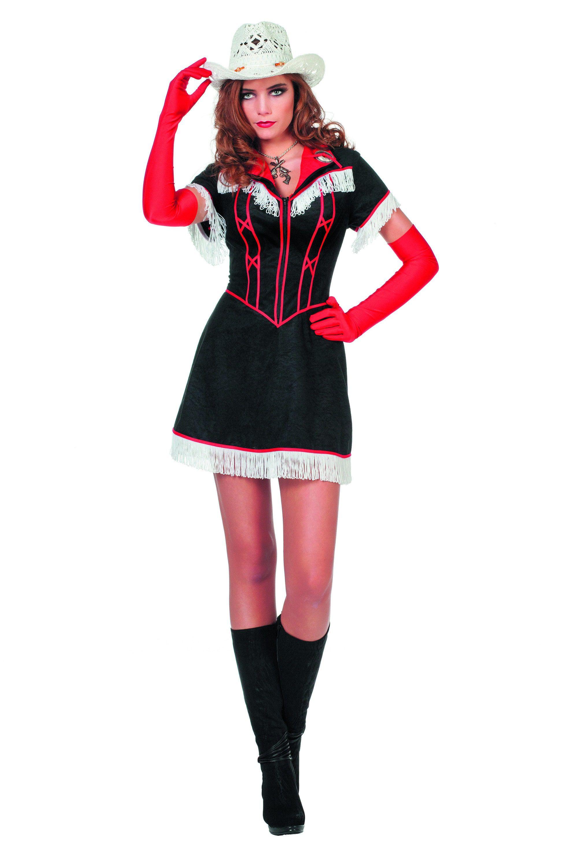 Linegirl Cowgirl Jessie Vrouw Kostuum