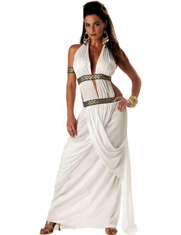 Grieks Spartaan Koningin Vrouw Kostuum