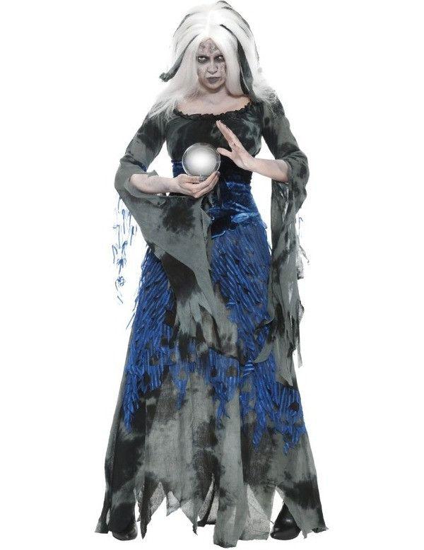 Zondige Waarzegger Halloween Vrouw Kostuum