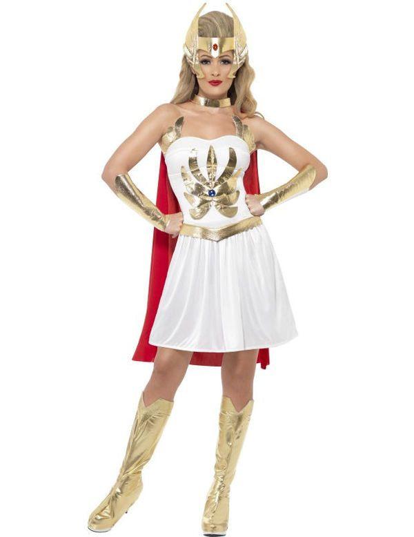 She-Ra Vrouw Kostuum