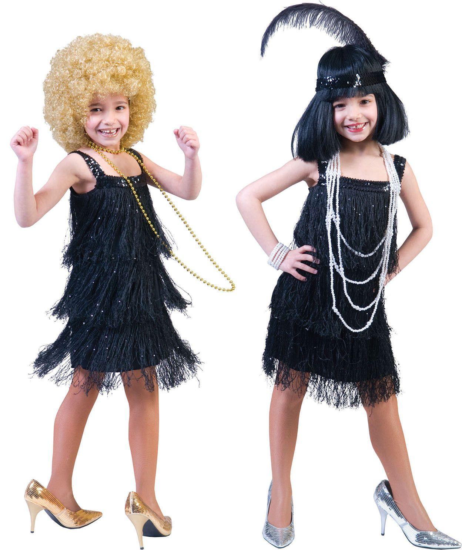 Fannie De Flapper Meisje Kostuum