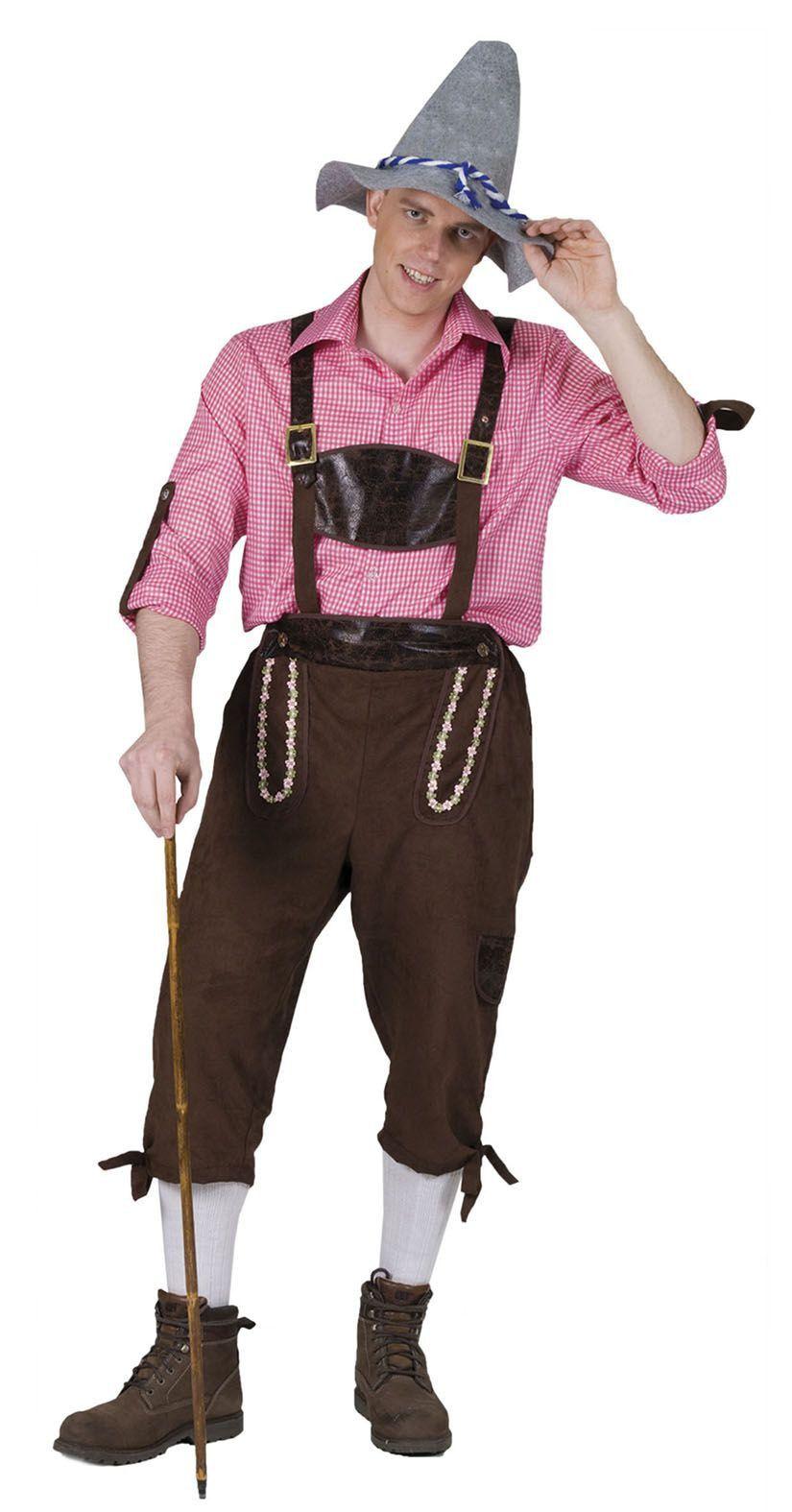 Kostuum Viktualienmarkt Man Kostuum