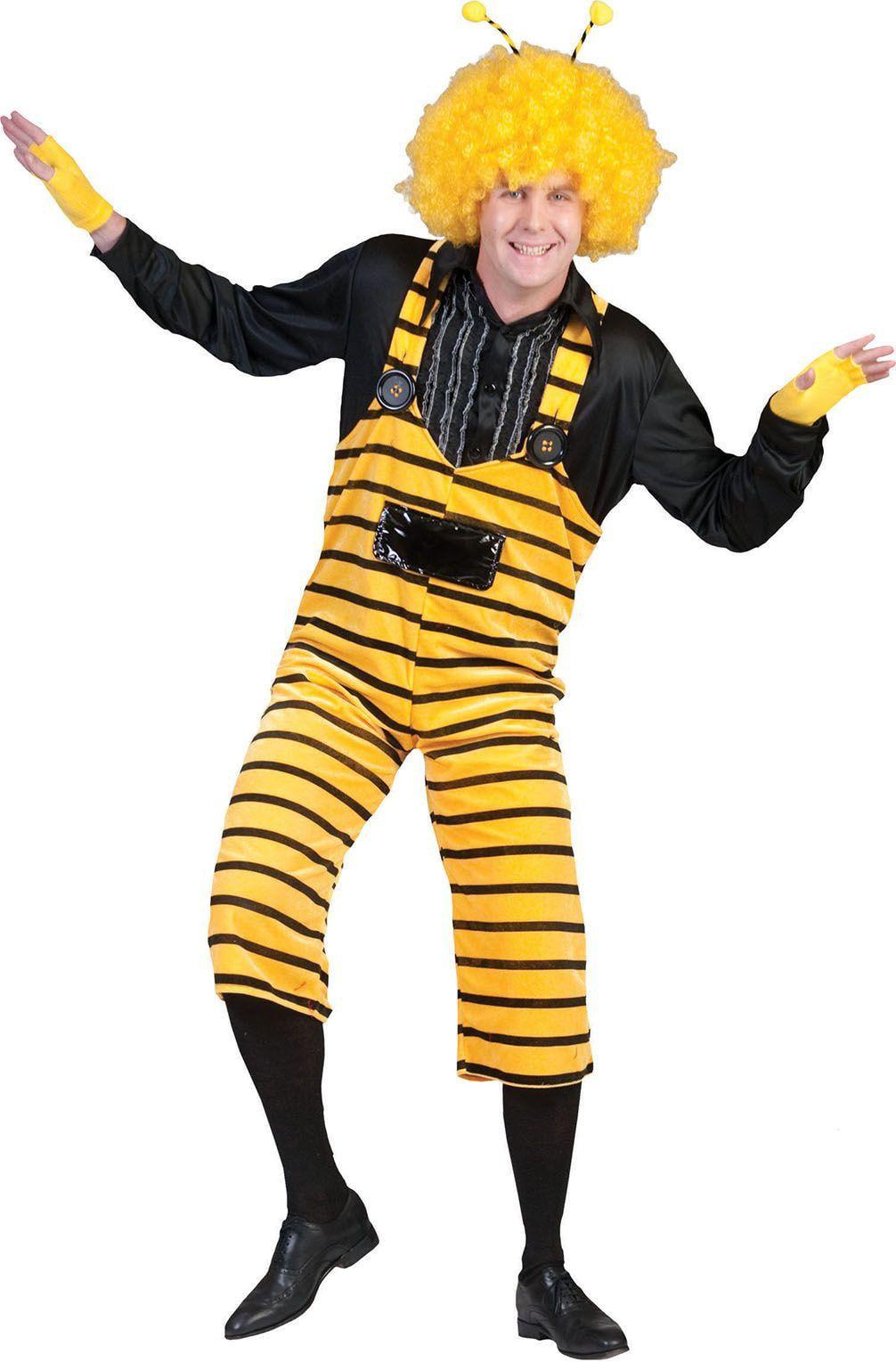 Bzz Bzz Buzzy Overall Man Kostuum
