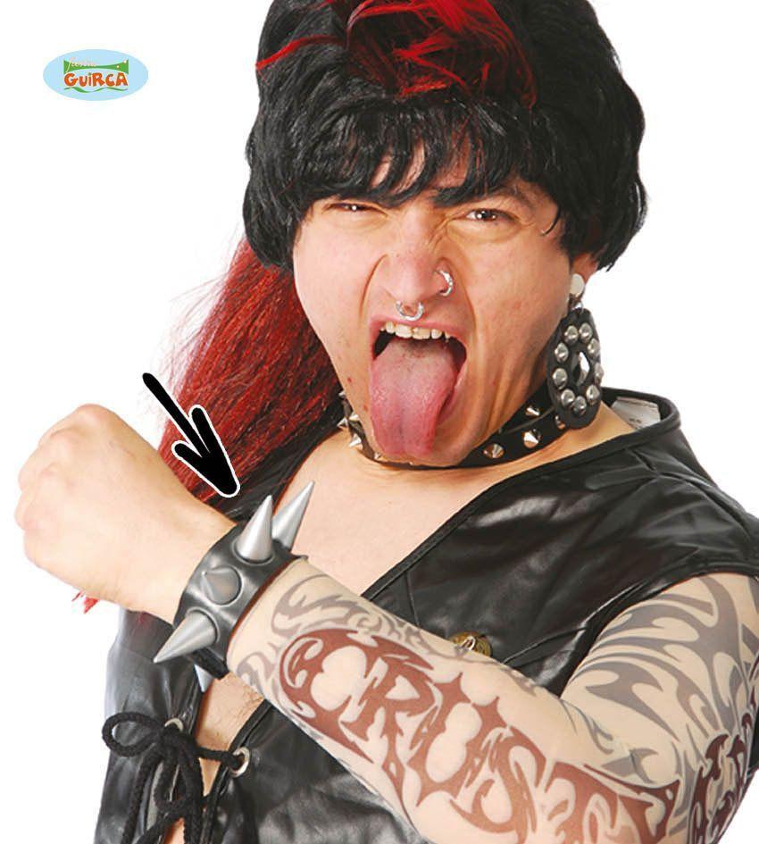 Punk Armband Met Scherpe Punten