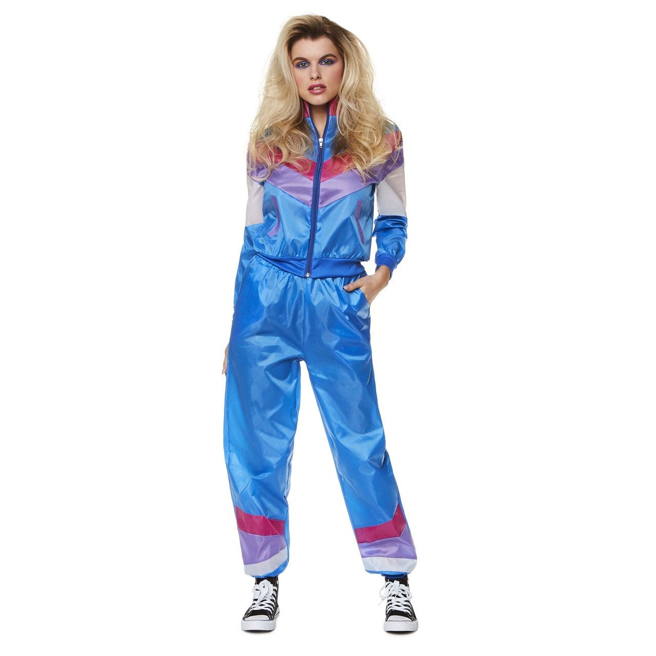 Wat Nou Fout Trainingspak Vrouw Kostuum