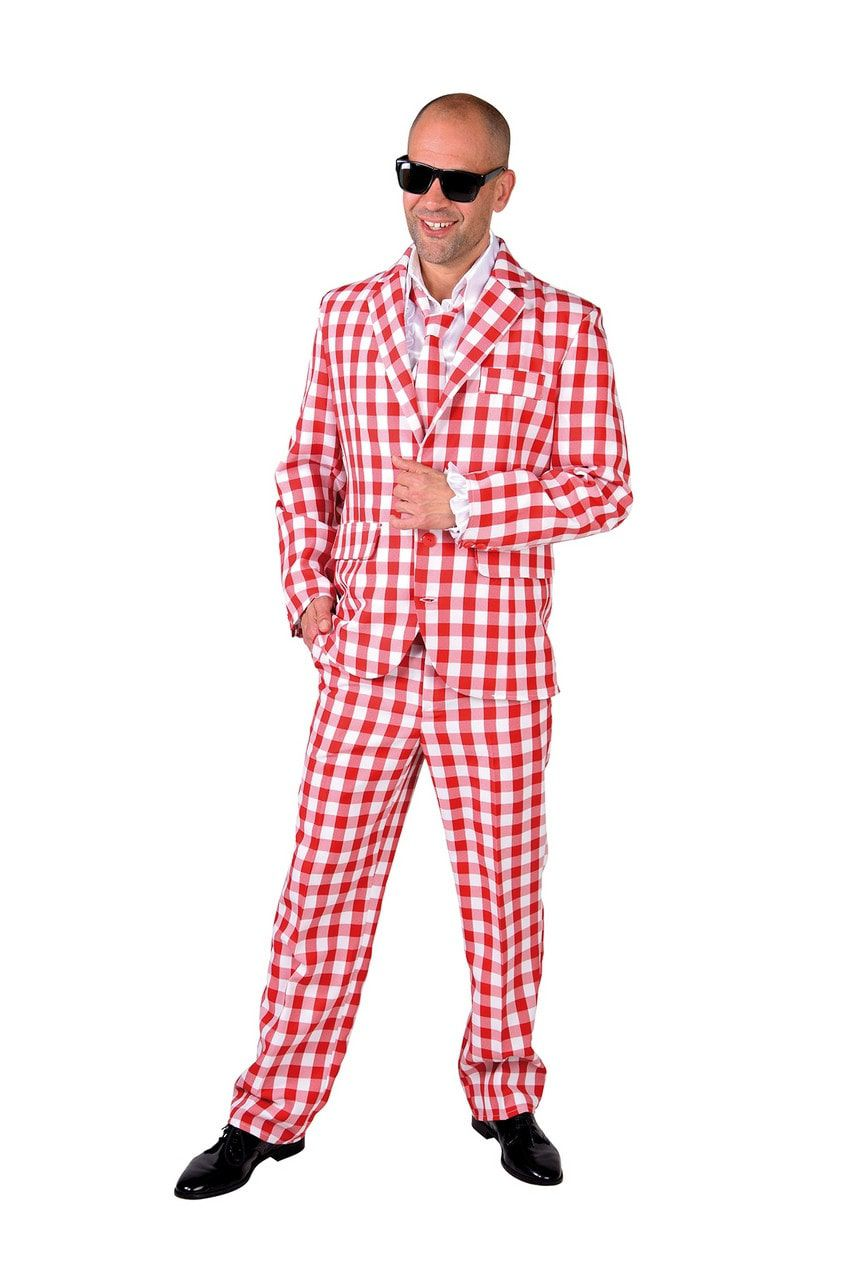 Brabants Bont Theedoek Man Kostuum