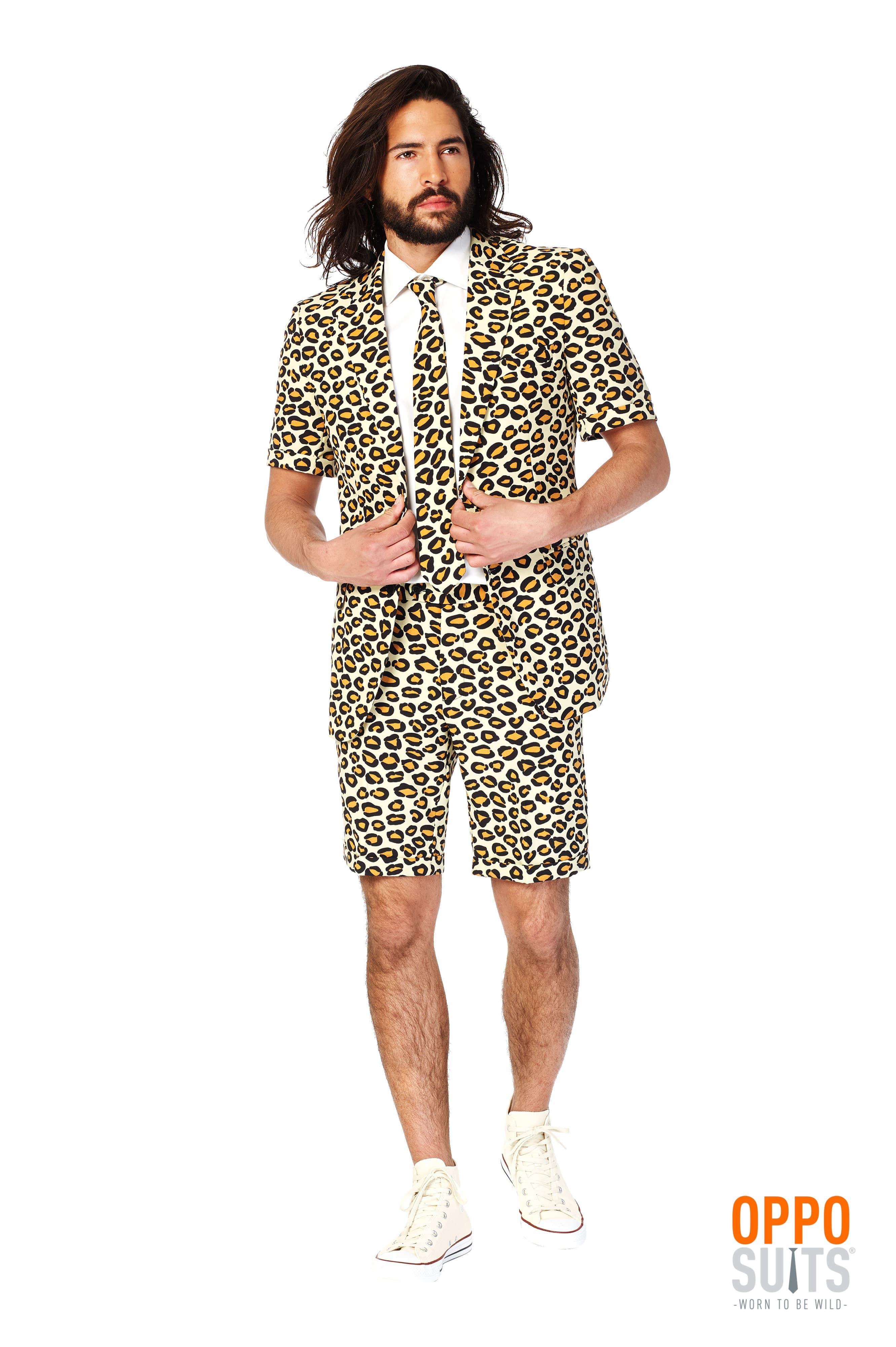 Summer Festival Extravagant The Jag Opposuit Kostuum Man