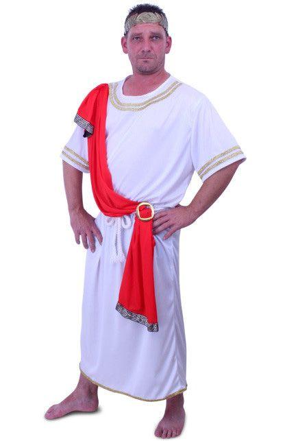 Periboea De Griekse God Man Kostuum