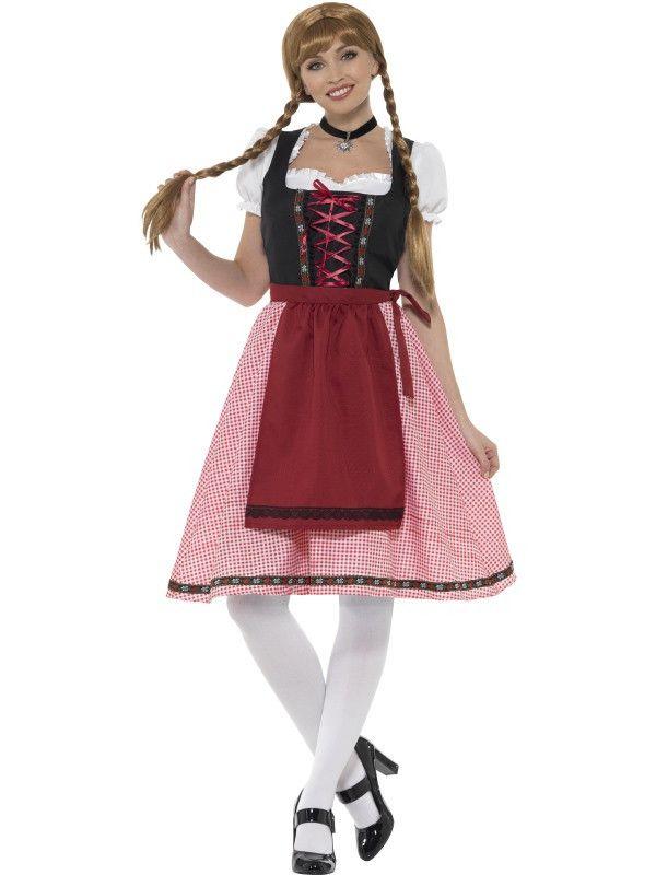 Keurige Katja Bierfeest Vrouw Kostuum