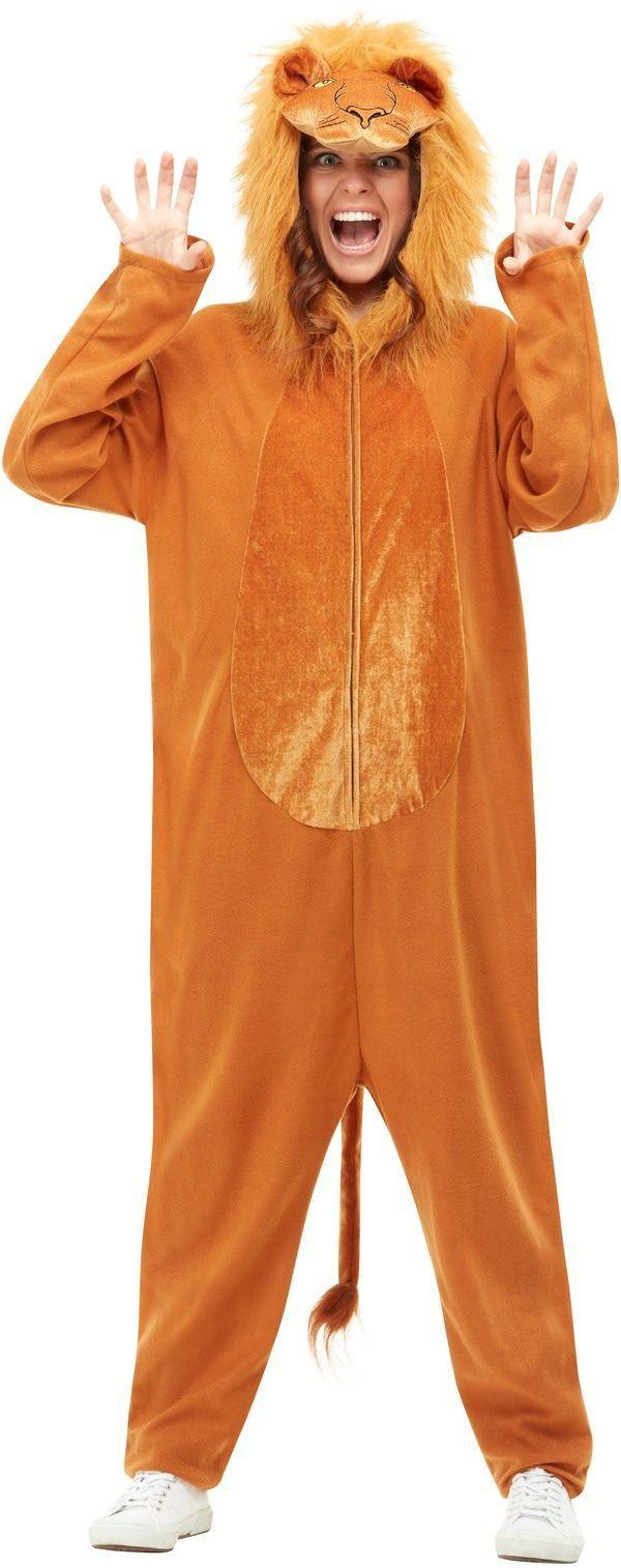 Koning Van De Dieren Afrika Kostuum