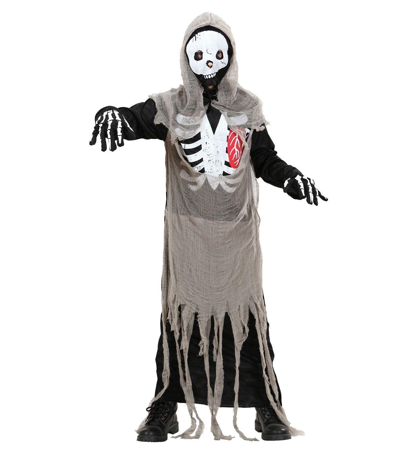 Zombie Skelet Kostuum Jongen