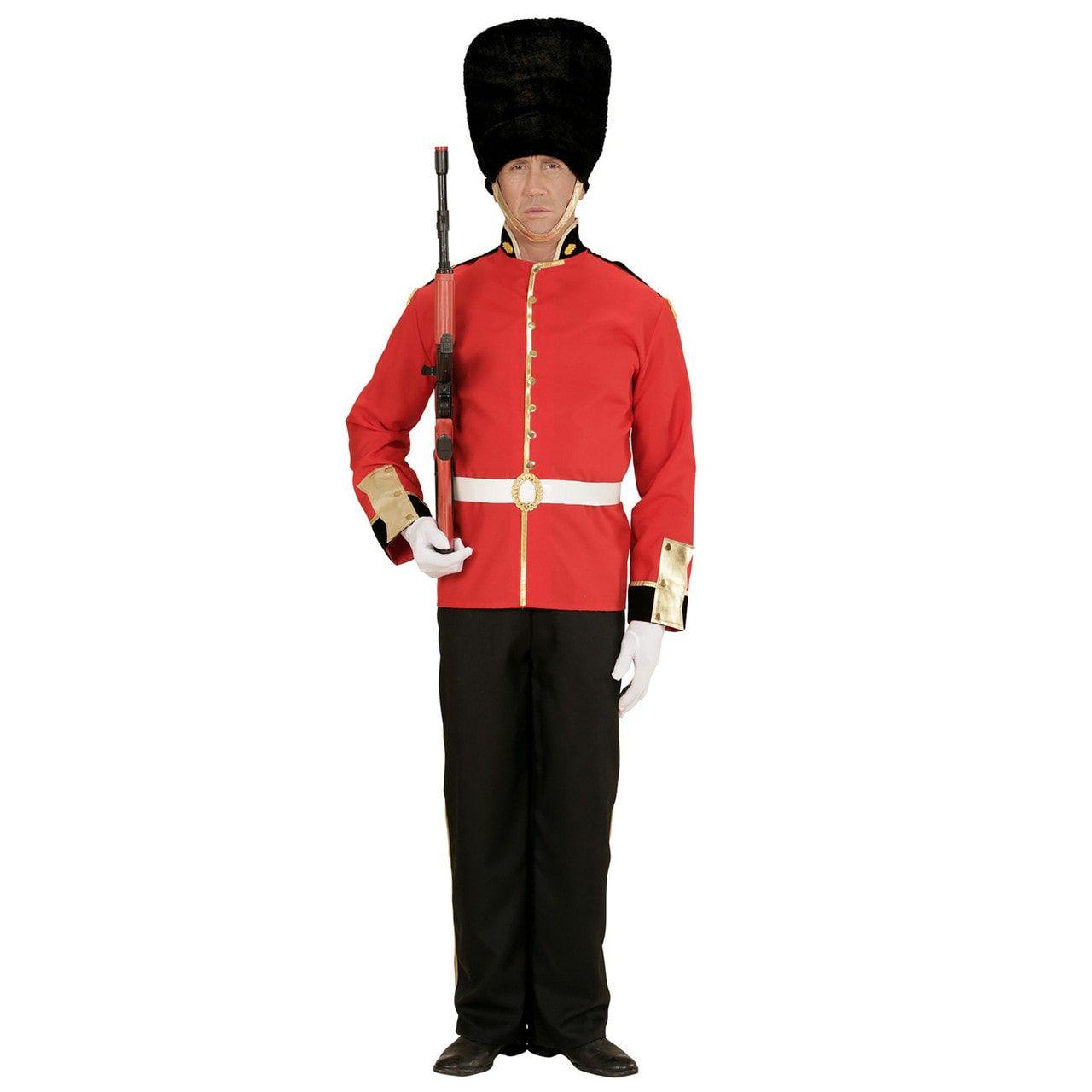 Beefeater Royal Guard Man Kostuum